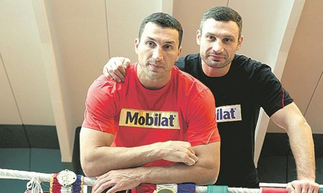 Братья Кличко
