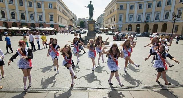 Выпускники Одессы