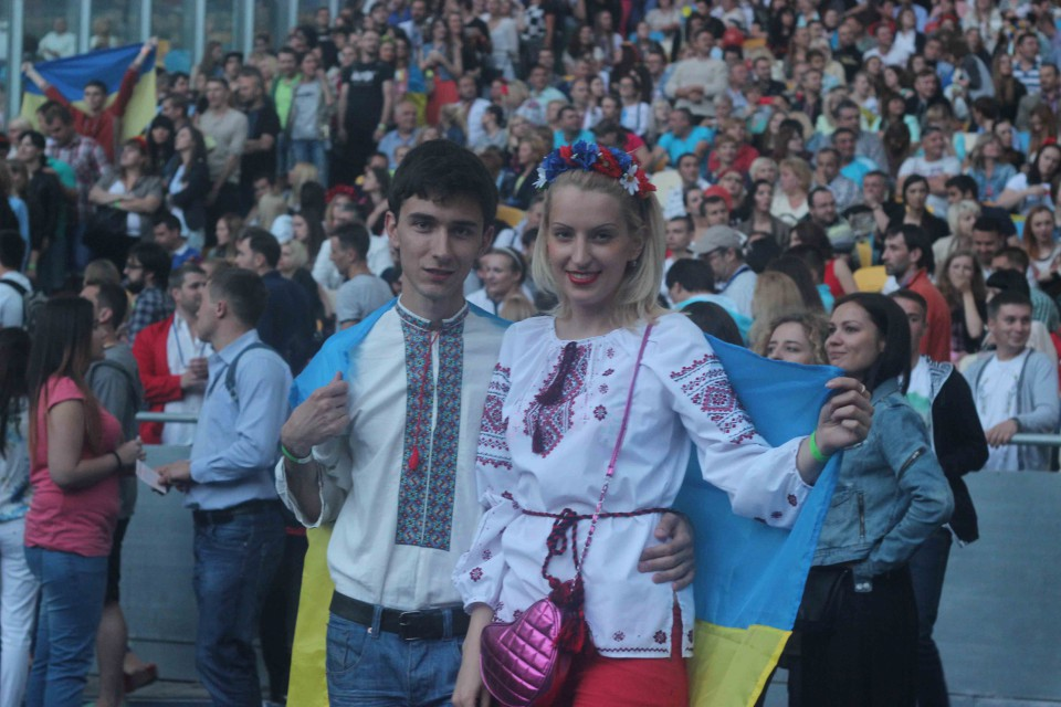 Океан Эльзы, Киев, 20 лет вместе