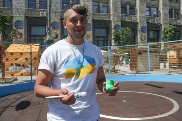 Майдан, Киев, спорт