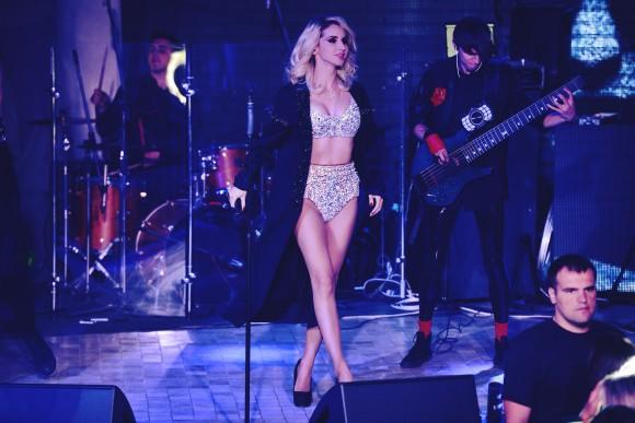 LOBODA презентует новую песню «На Свете» на Crimea Music Fest