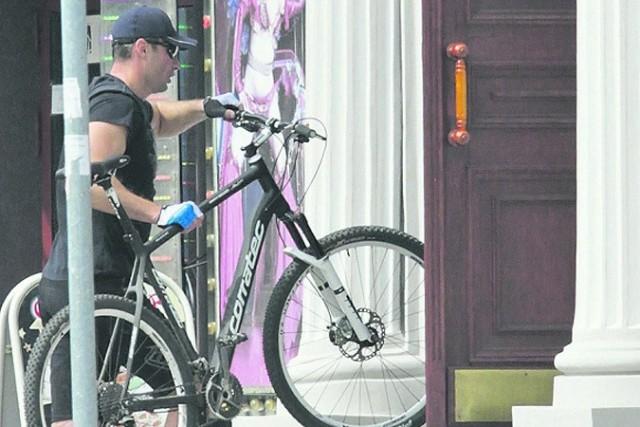 Кличко, велосипед, столица