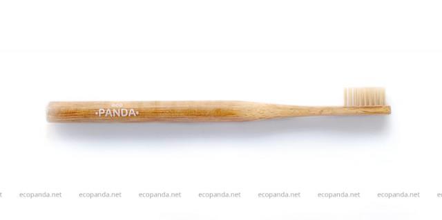 Бамбуковая зубная щетка «Eco Panda».