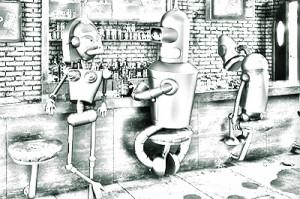 Флирт в большом городе: The BAR - есть ли флирт после The бокала?