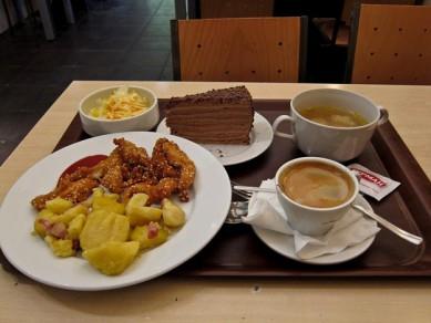 Где в Одессе можно поесть за 50 гривен
