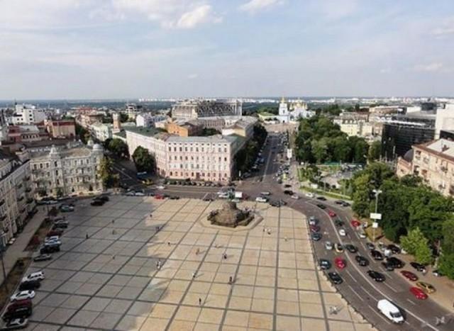 В Киеве появится новый Крещатик