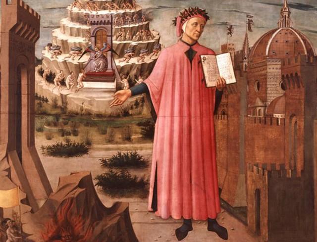 Памятник Данте появится в столице