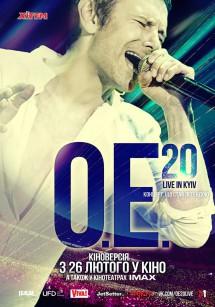 OE. 20 Live in Kyiv