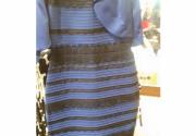 Какого цвета платье? Мир разделился на два лагеря