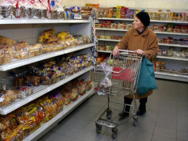 В последнее время киевляне все внимание перебросили на супермаркеты
