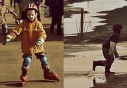 Выше, дальше, быстрее: как растормошить детей на прогулке