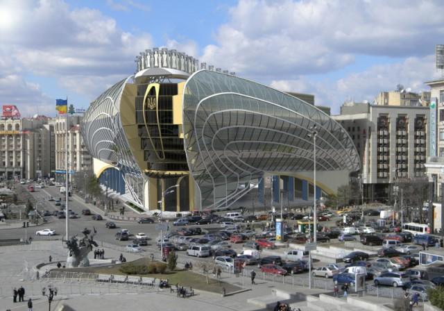 Эскизный проект «Музея героев Украины» вызвал серьезный резонанс