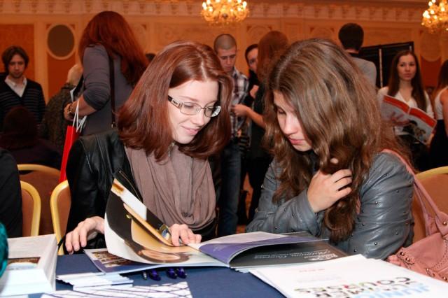 Среди участников выставки 750 учебных заведений из 22 регионов Украины