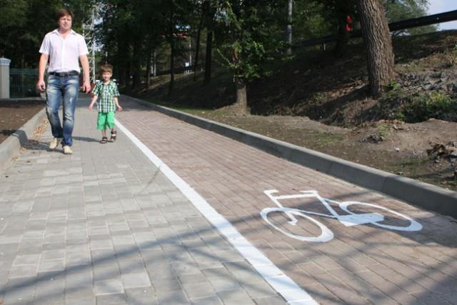 В этом году на велоинфраструктуру в горбюджете заложено 15 млн грн.