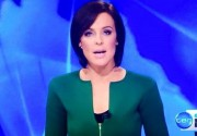 Фото телеведущей с вырезом в форме пениса стало хитом интернета
