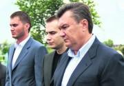 У Януковича — инфаркт: не выдержал смерти сына, которого сегодня хоронят в Крыму