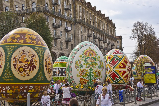 Праздники в Киеве планируют проводить за счет государственно-частного партнерства