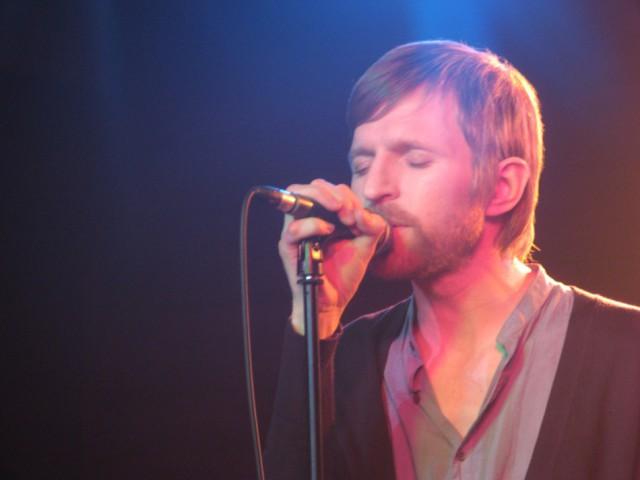 Концерт Jay-Jay Johanson 10 апреля в клубе Sentrum. Фото Википедия