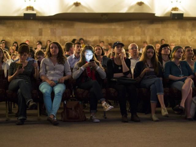 "Kyiv International Short Film Festival 22-26 апреля в ""Кинопанораме""."