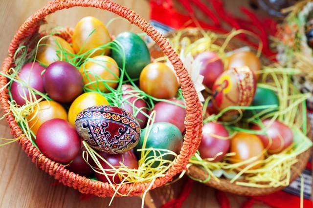 Пасхальная ярмарка 9-11 апреля в Украинском доме. Фото 112.ua