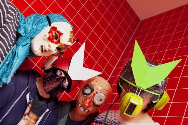 Концерт группы Bondage Fairies 18 апреля в клубе Атлас. Промофото группы