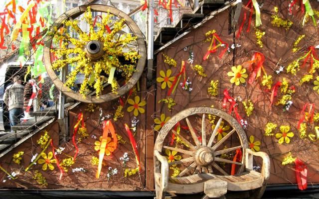 С 1 по 11 апреля ЦТ «Дарынок» традиционно проведет специализированную пасхальную ярмарку
