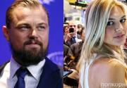 ДиКаприо закрутил роман с пышногрудой 24-летней блондинкой