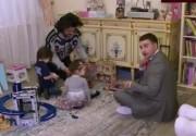 Филипп Киркоров впервые показал детей на телевидении