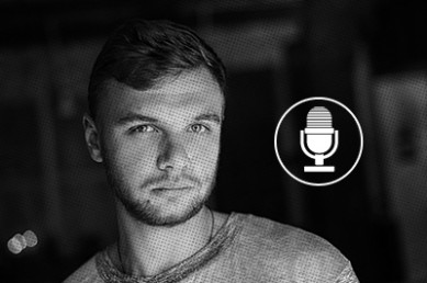 Интервью с ди-джеем Ярославом Еременко: о музыке, йоге и совместном проекте с центром Довженко