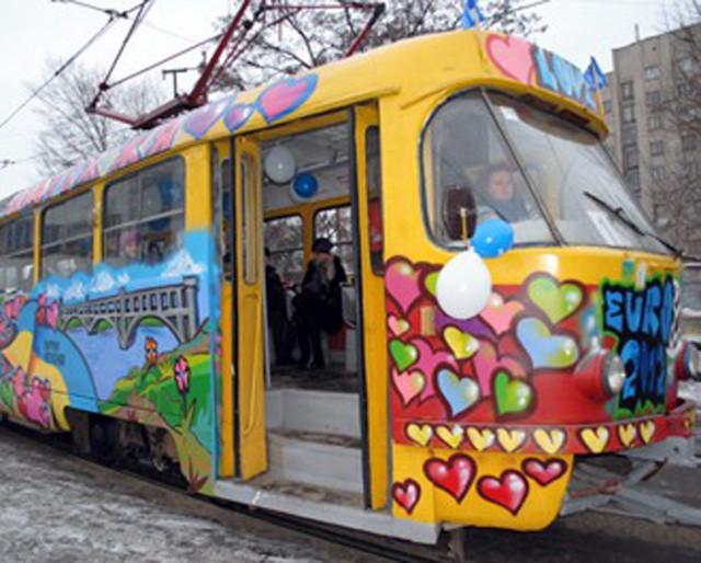 Курсировать трамвай будет в Подольском районе