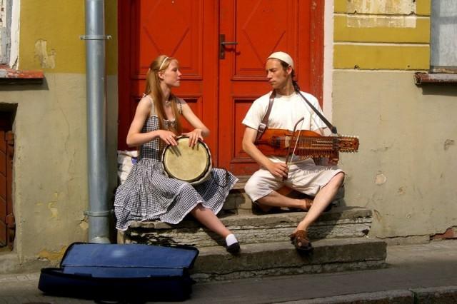День уличной музыки 16 мая в Киеве. Фото travellerspoint.com