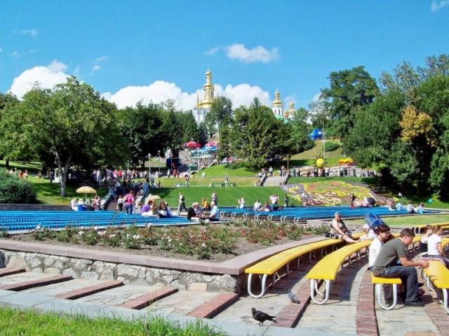 Фестиваль May-Art Picnic 1-9 мая на Певчем поле. Фото kiyevskiy-drug.livejournal.com
