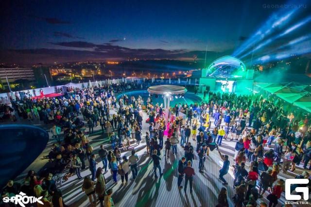 Открытие City Beach Club 10 мая. Фото Geometria