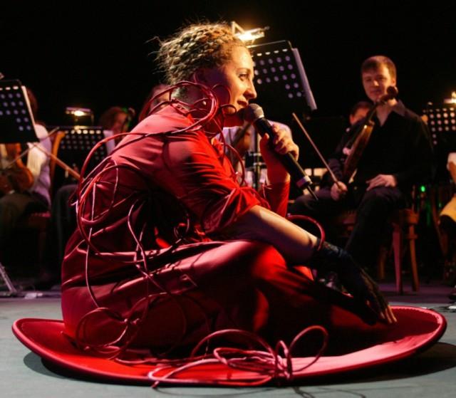 Концерт Нино Катамадзе & Insight в Октябрьском дворце 26 мая. Фото jazznikolaev.com