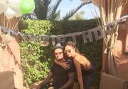 Дэвид Бекхэм отметил 40-летие в Марокко