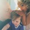 Брюс Уиллис показал годовалую дочь