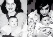 Мадонна поделилась старым семейным фото