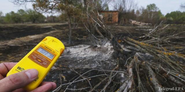 Радиационный фон в Киеве составляет 10 микрорентген в час