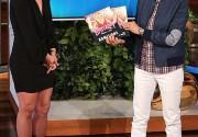 Бритни Спирс травмировала ногу