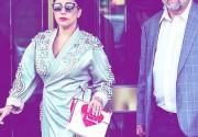 Леди Гага показала своего отца