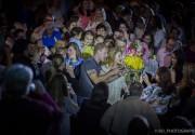 Тина Кароль на концерте в Америке собрала поклонников в вышиванках