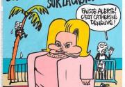 Карикатура на Катрин Денёв вызвала скандал в Каннах