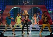 Бритни Спирс в прозрачном комбинезоне спела на Billboard Music Awards