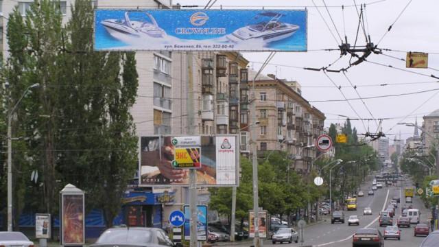 КП «Киевреклама» договорилось с бизнесом о демонтаже незаконных щитов