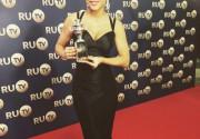 Ани Лорак стала лучшей певицей России по версии RU.TV