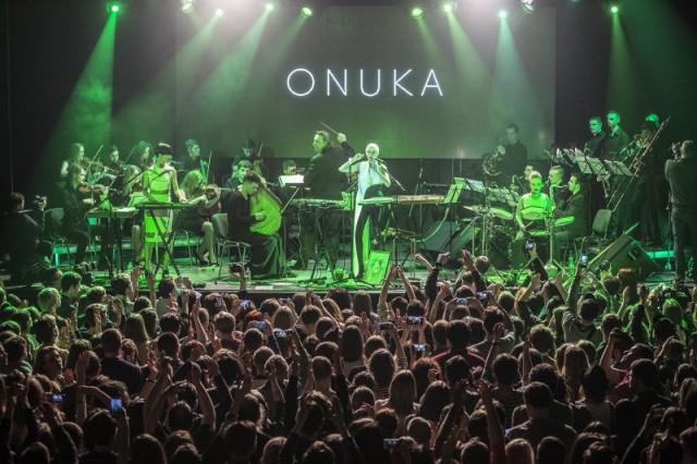 Концерт Onuka 6 июня в клубе Sentrum. Фото onukamusic.com