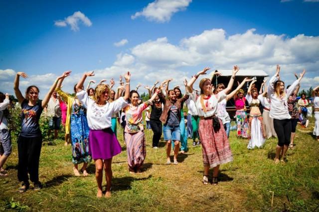 """Фестиваль """"Трипільське коло"""" 25-28 июня, Ржищев. Фото facebook.com/tkfestival"""