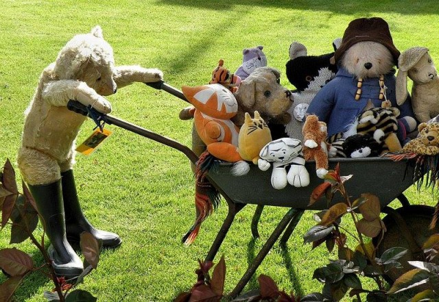 "Тедди-пикник в парке ""Дача"" 6 июня"