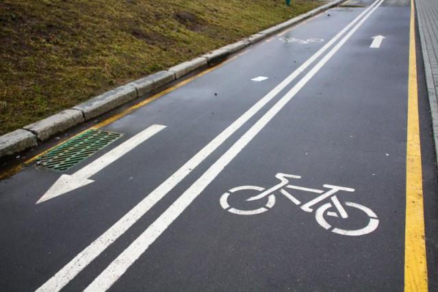 Велодорожки будут иметь асфальтобетонное покрытие