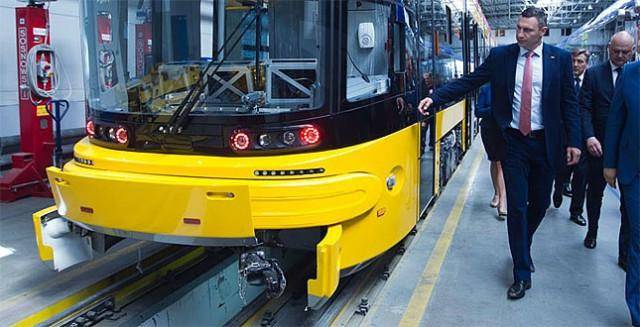 В ближайшее время городские власти планируют приобрести 50 трамваев